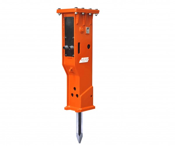 Hydraulikhammer Set ASB 45 für ein Einsatzgewicht 1,2-2,8t 125 kg
