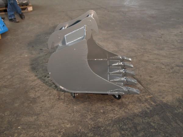 XT- Tieflöffel 700 bis 4,0t mit SW020